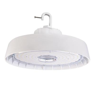 14 in. Round 600-Watt Equivalent Integrated LED White High Bay Light