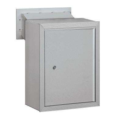 2256 Series Aluminum Receptacle Option for Mail Drop