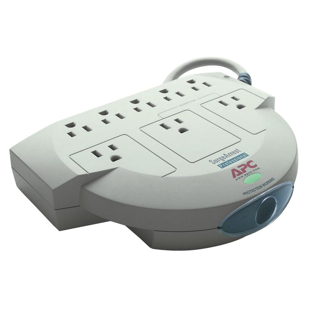 null SurgeArrest 8-Outlet Surge Protector