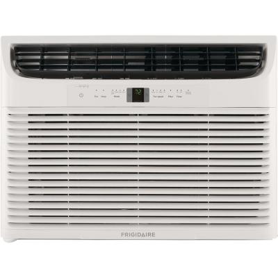 28,000 BTU 230-Volt Window-Mounted Heavy-Duty Air Conditioner with Temperature Sensing Remote Control