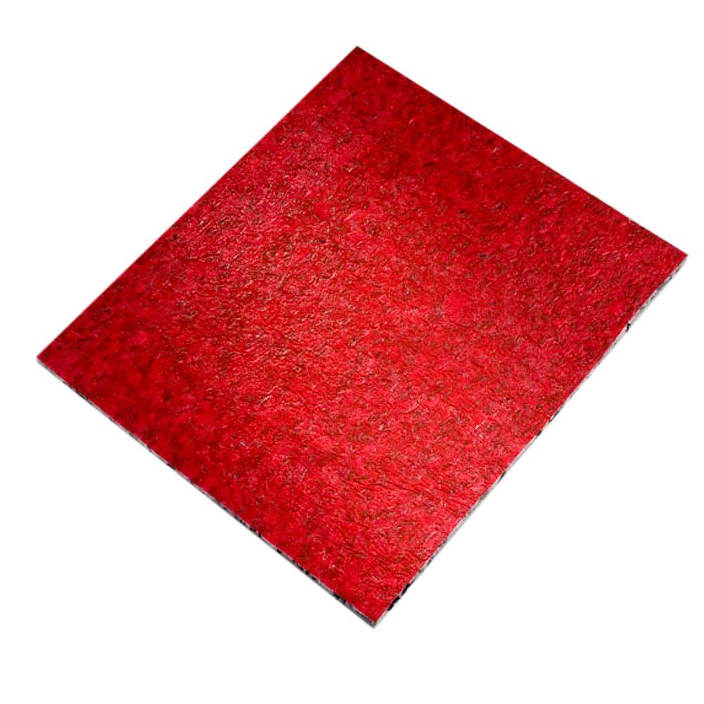 TrafficMASTER 5/16 in. Thick 8 lb. Density Carpet Cushion with Moisture Barrier