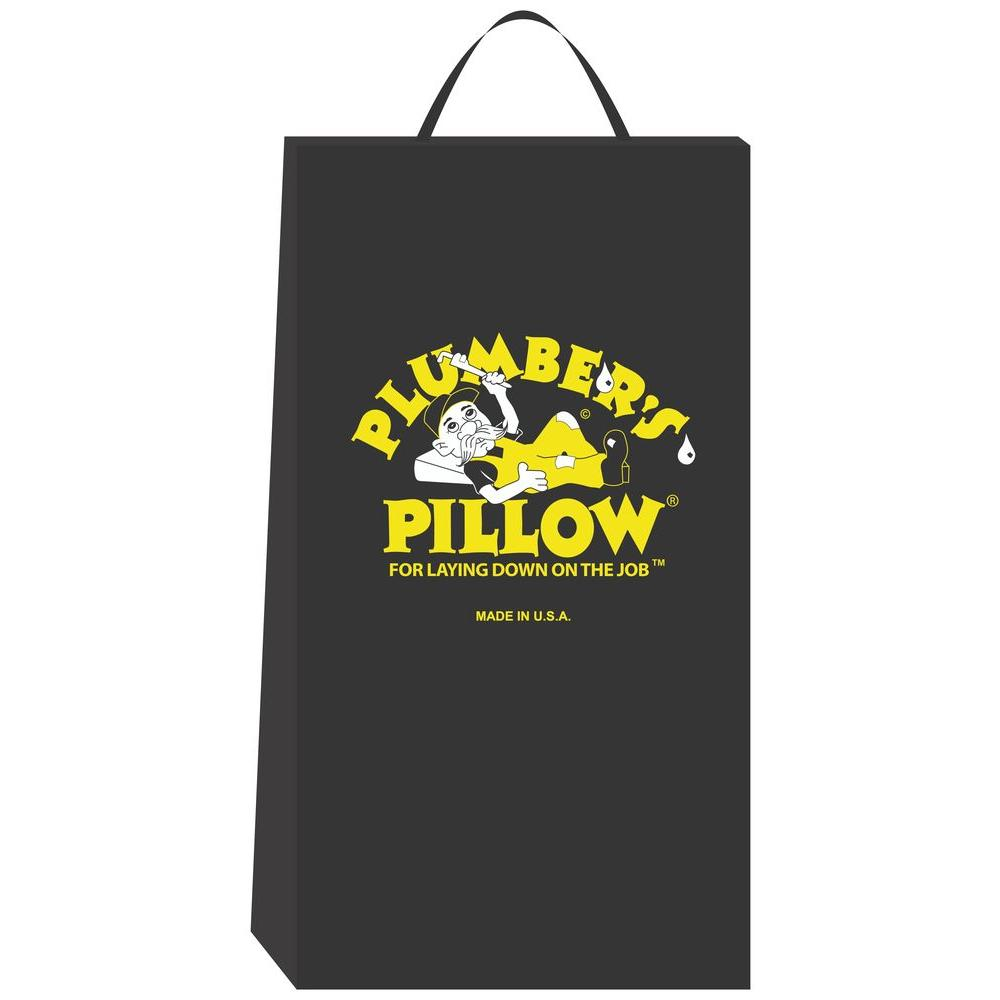 Plumber's Pillow Pro - For Laying Down on the Job
