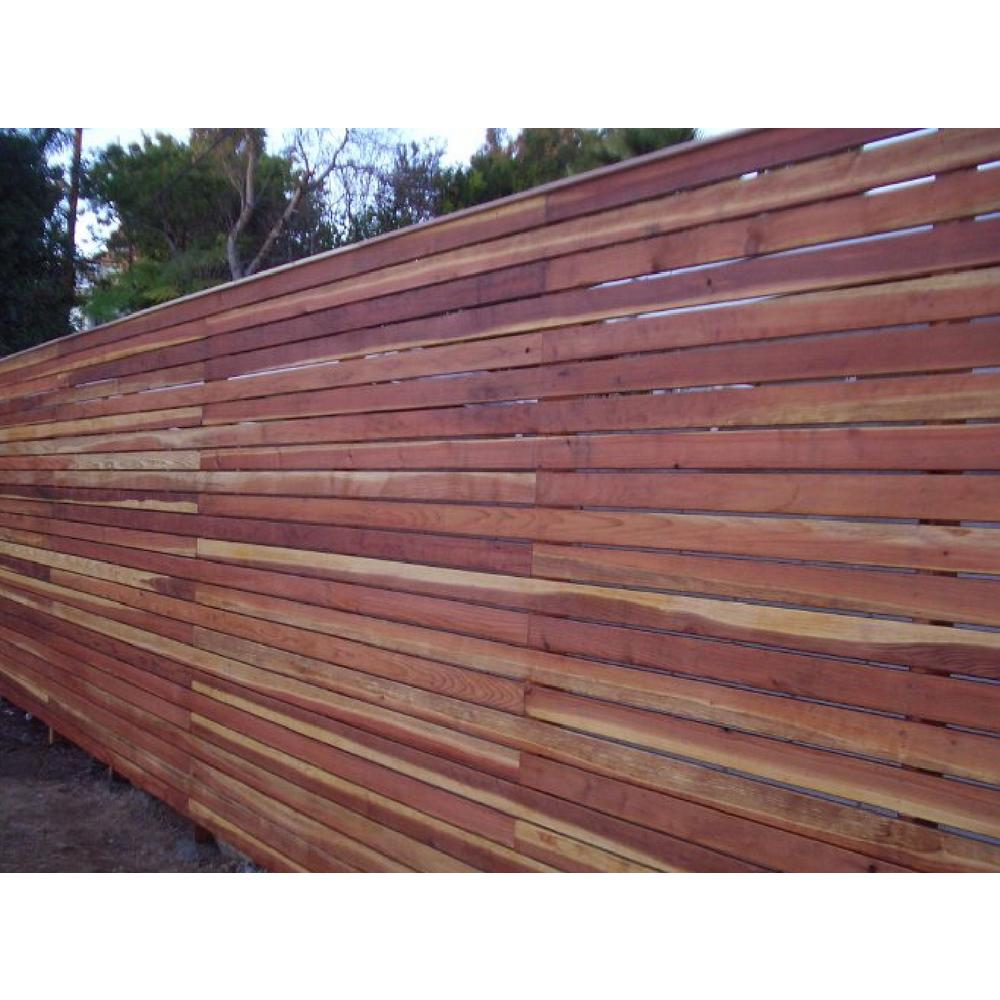1 In X 4 In X 12 Ft Construction Common Redwood Board 286135 The Home Depot