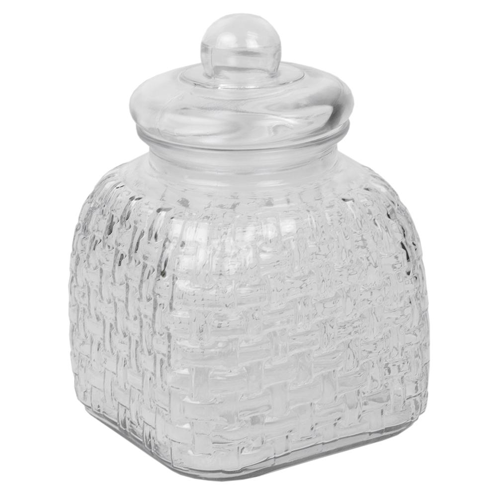 Panama Collection Glass Canister