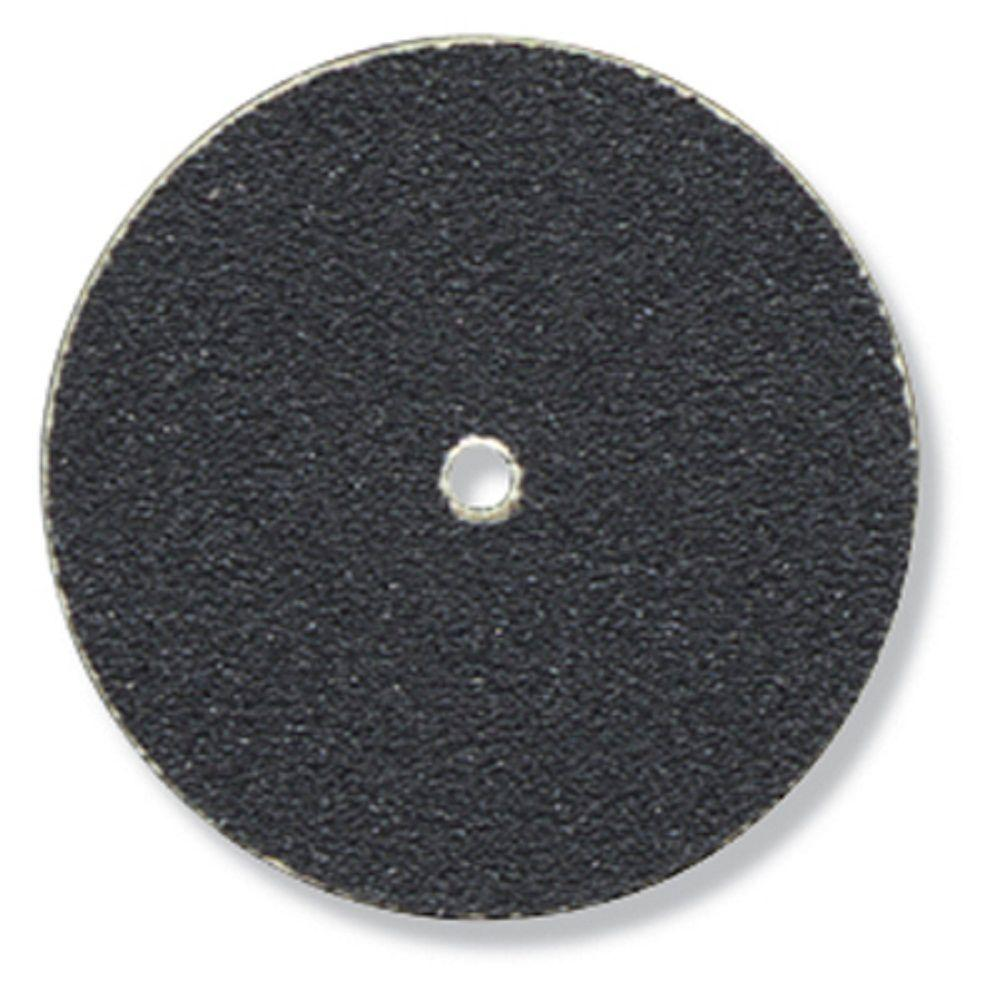 Dremel Fine Sanding Rotary Tool Discs for Smoothing Wood and Fiberglass, Removing Rust from Metal, and Shaping Rubber (36-Pack)
