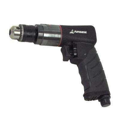 3/8 in. Industrial Duty Reversible Air Drill