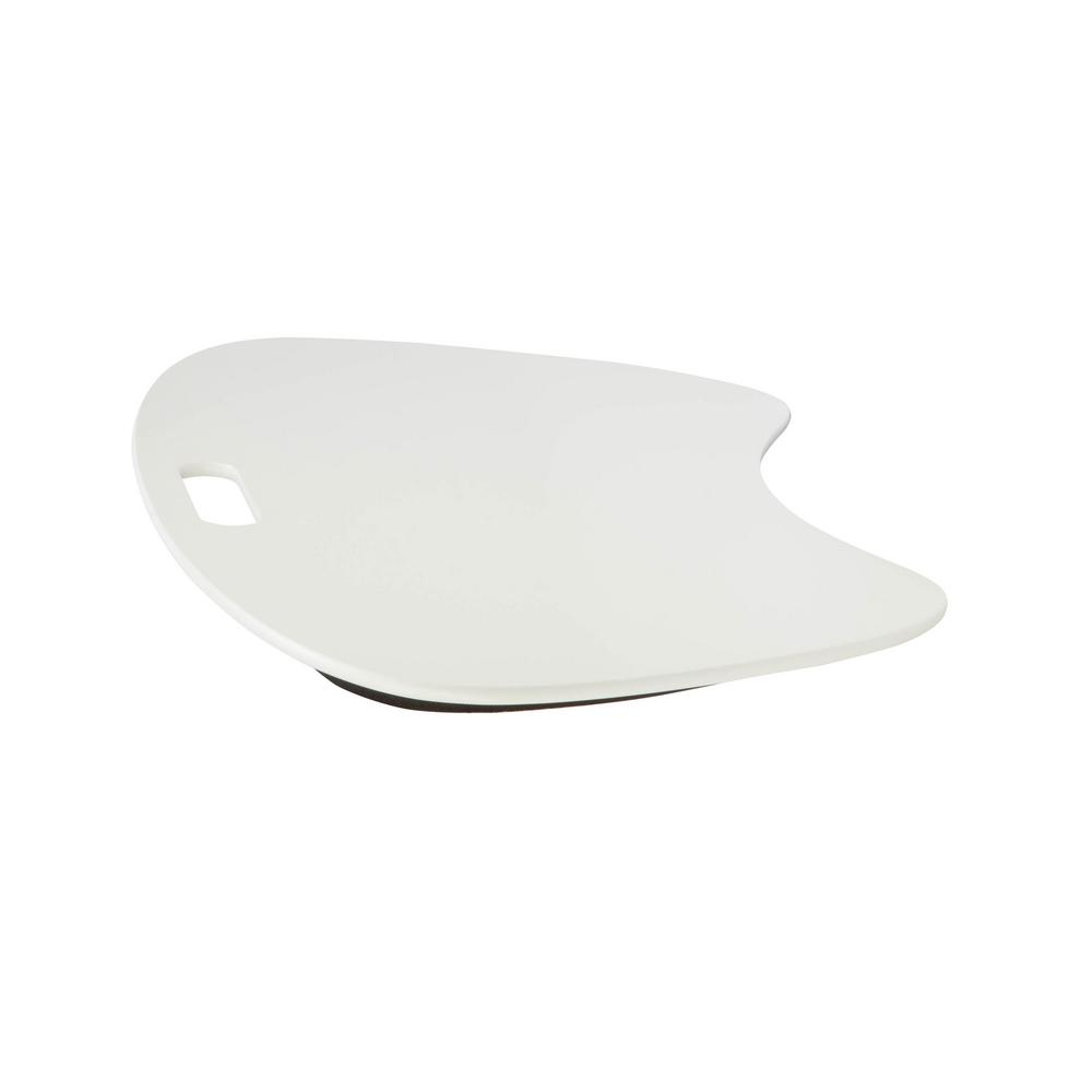 Portable Lap Desk in White
