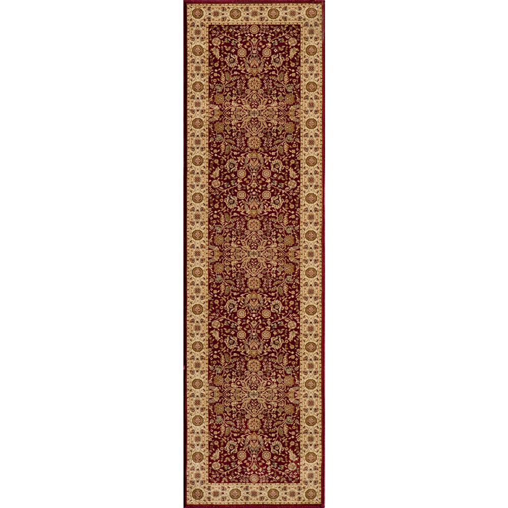 Momeni Lovely Red 2 ft. 3 in. x 7 ft. 10 in. Area Rug