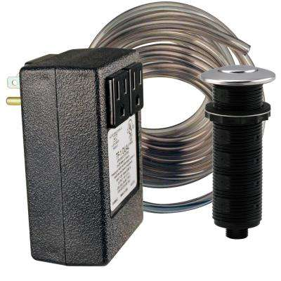 Garbage Disposal Air Switch in Polished Chrome