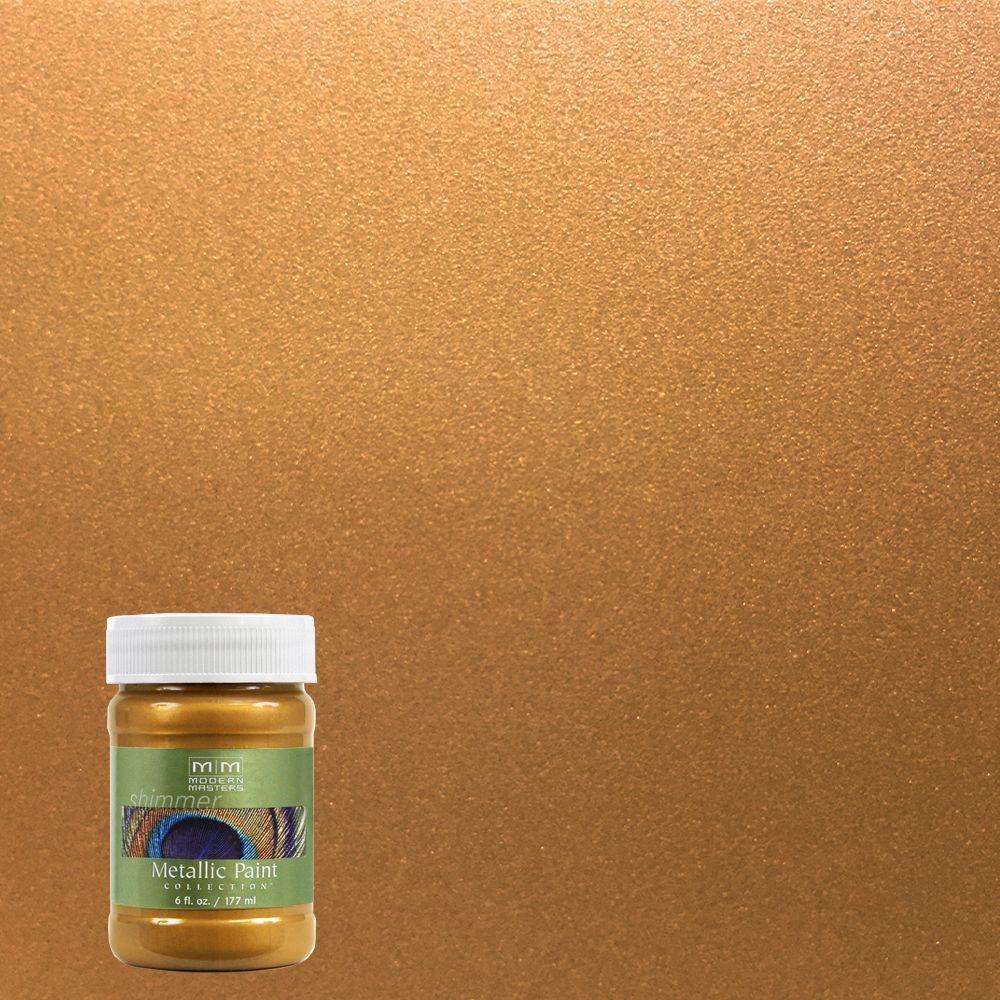 6 oz. Tequila Gold Metallic Interior/Exterior Paint