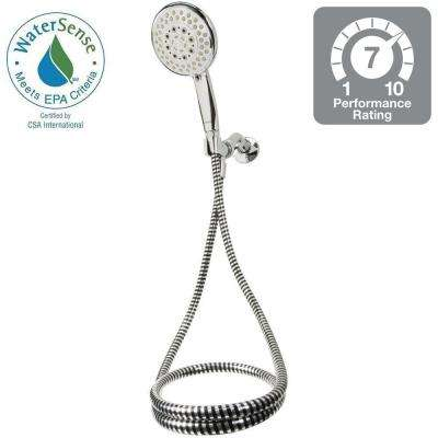 5-Spray Handshower in Chrome
