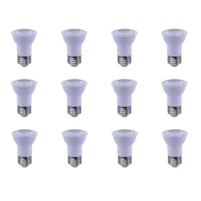 TriGlow 50-Watt Equivalent PAR16 Reflector Dimmable LED Light Bulb Soft White (12-Pack)