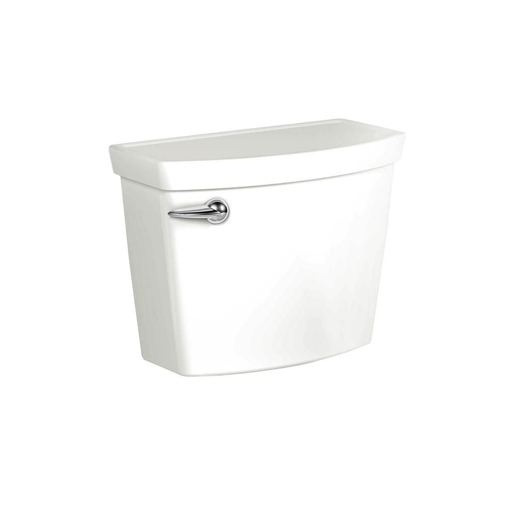 American Standard Champion 4 Max 1.28 GPF Single Flush Toilet Tank Only in White
