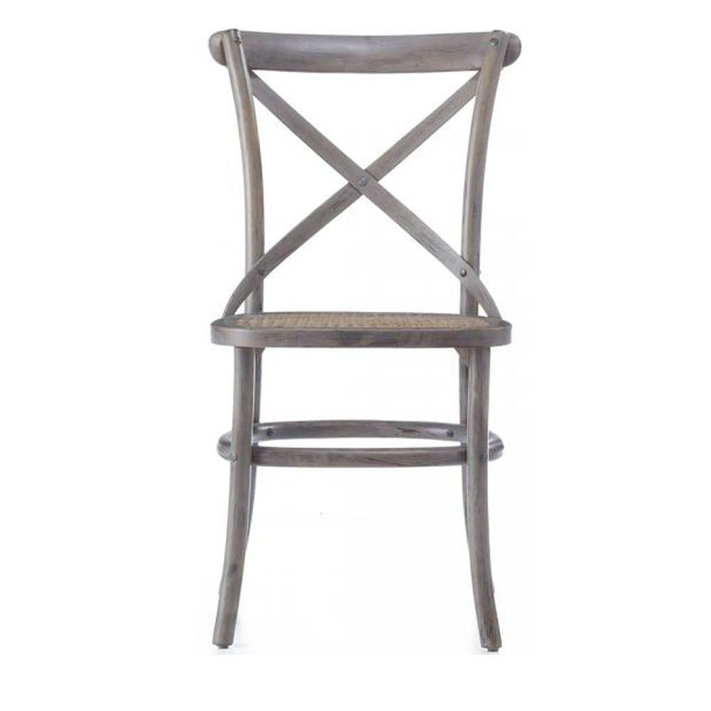 Home Decorators Collection Hamilton Washed Grey Brentwood Chair