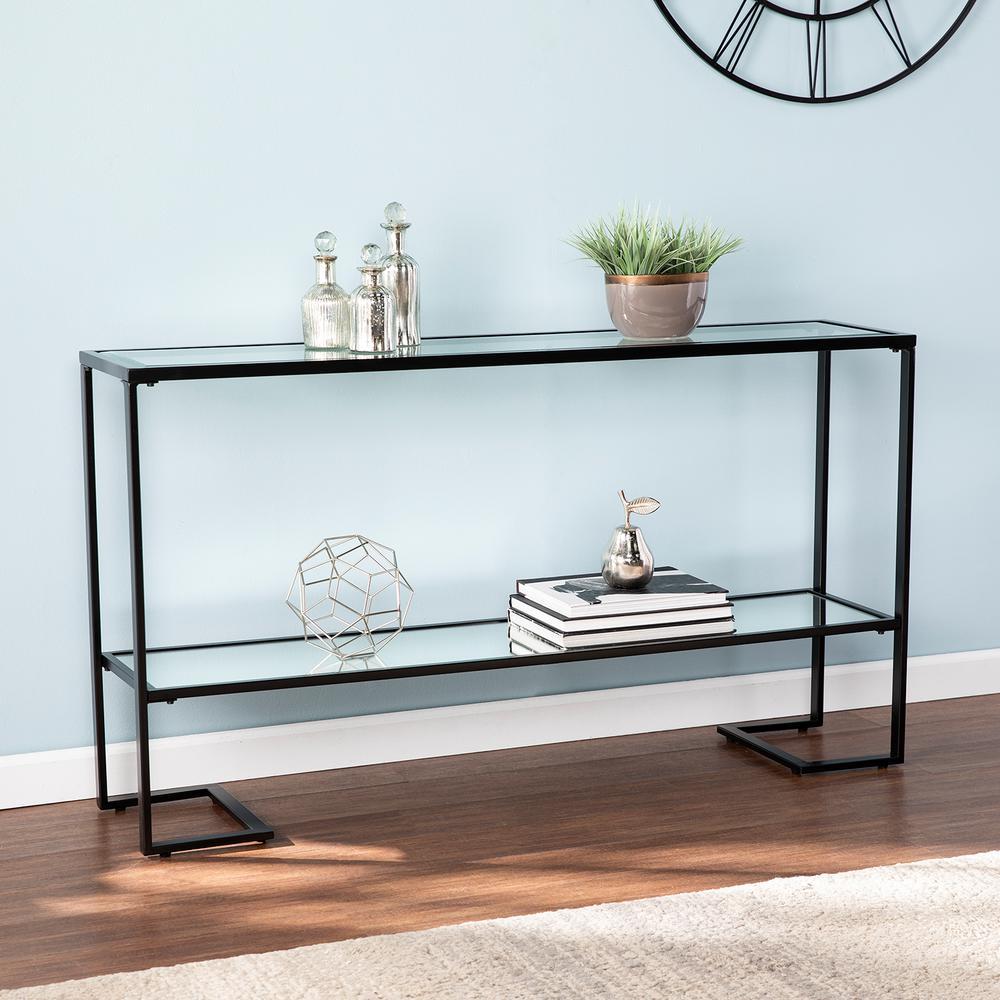 Ochila Black Glam Narrow Table