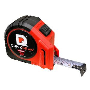 QuickDraw 25 ft. Pro Easy Read Self Marking Tape Measure by QuickDraw