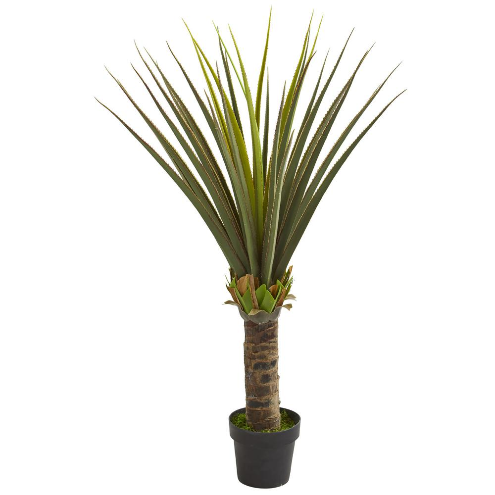 nearly natural indoor 4 ft. pandanus artificial plant-6337 - the