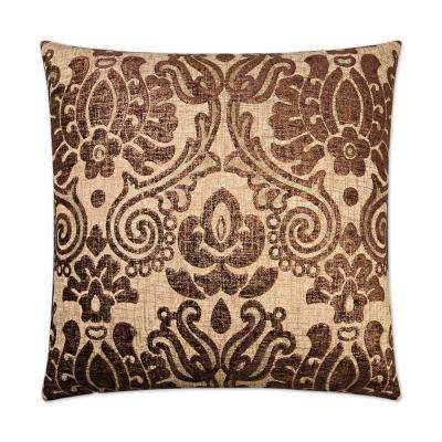 Kristin Feather Down 24 in. x 24 in. Standard Decorative Throw Pillow