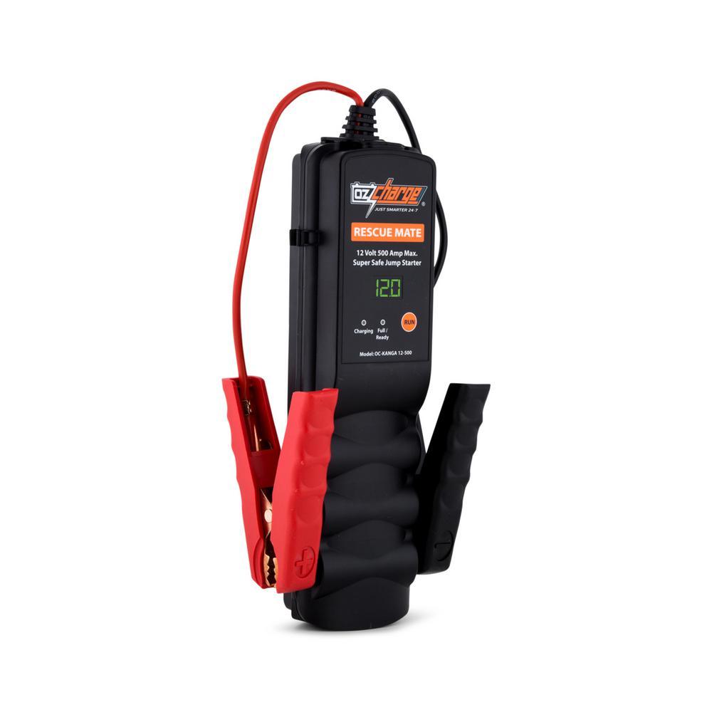 12-Volt Super Capacitor Jump Starter