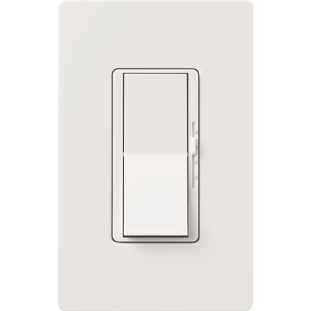 Lutron Diva Fan Control And Light Switch For Leds Cfls