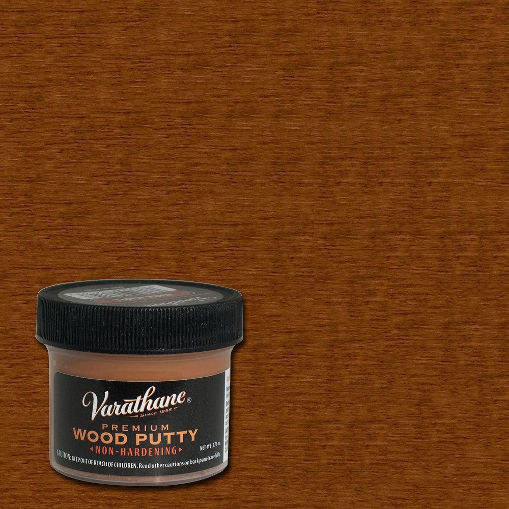 Varathane 3.75 oz. Dark Maple Wood Putty (Case of 6)