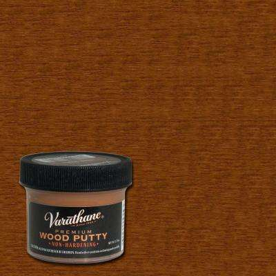 3.75 oz. Dark Maple Wood Putty (Case of 6)