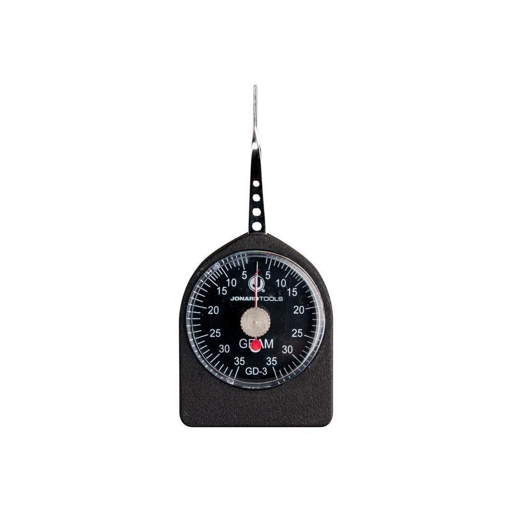 1.5 in. Dynamometer Gauge