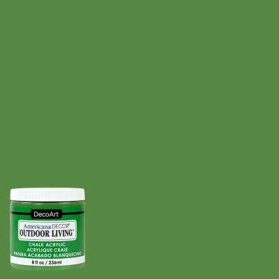 Outdoor Living 8 oz Lily Pad Acrylic Paint