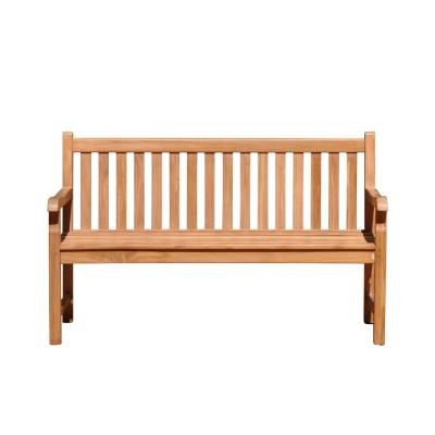 Heritage Collection 28 in. Teak Outdoor Bench