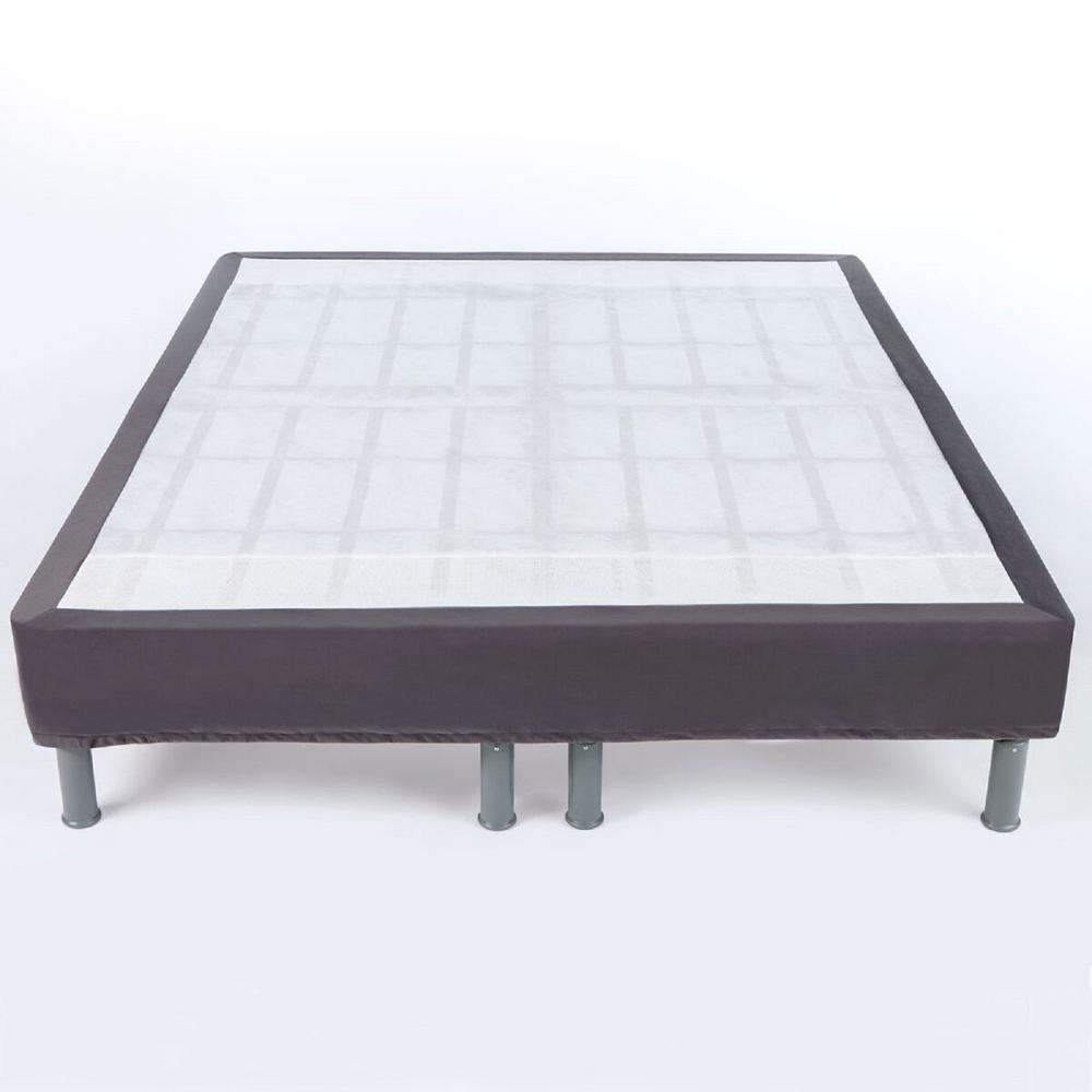 Comfort Revolution 14 In Steel Queen Size Mattress