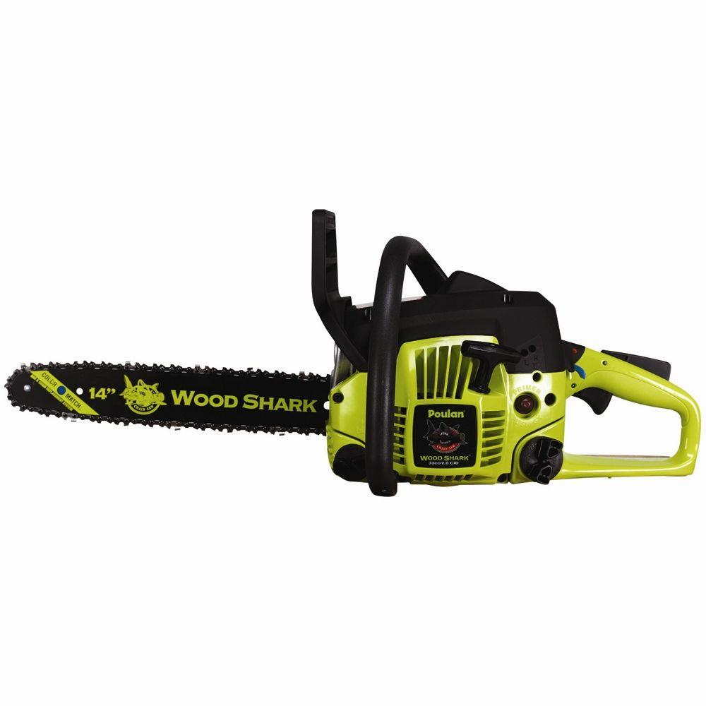 Poulan 14 in. 33 cc Gas Chainsaw-DISCONTINUED