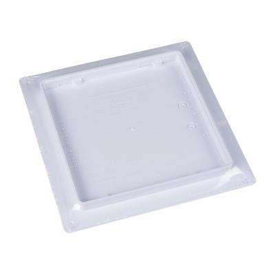 8 in. x 8 in. Impact Polystyrene Access Panel