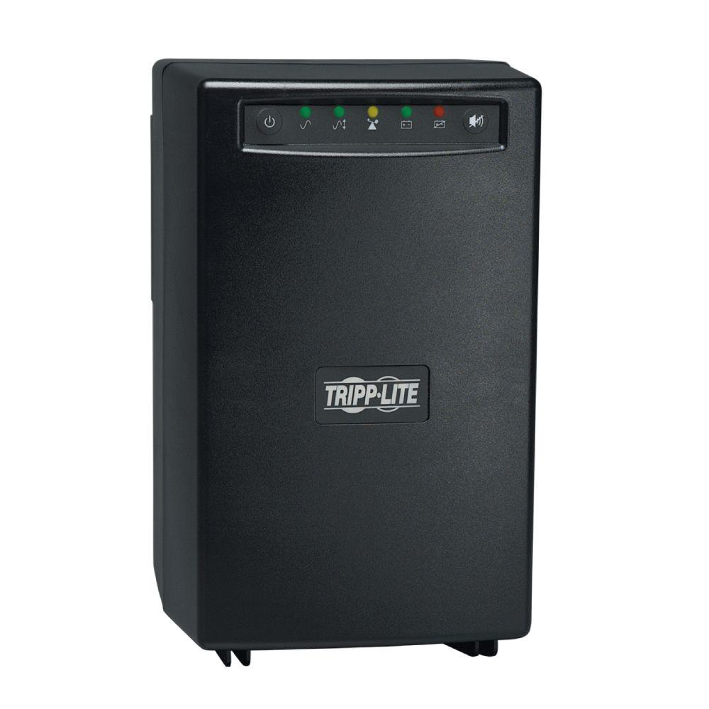 Tripp Lite 1500VA 980-Watt UPS Smart To-Watter AVR 120-Volt USB DB9 SNMP for Servers