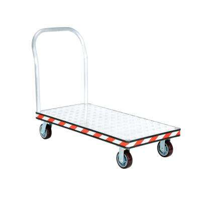 24 in. x 48 in. Aluminum Treadplate Platform Trucks