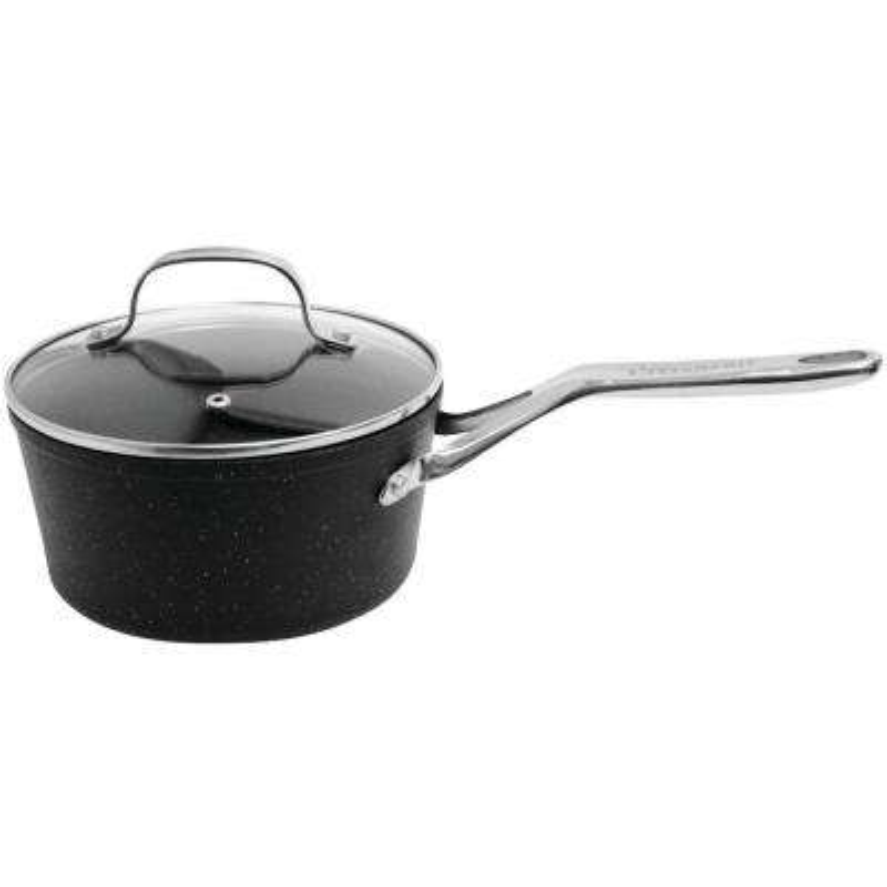 Rock 3 Qt. Stainless Steel Handles Sauce Pan