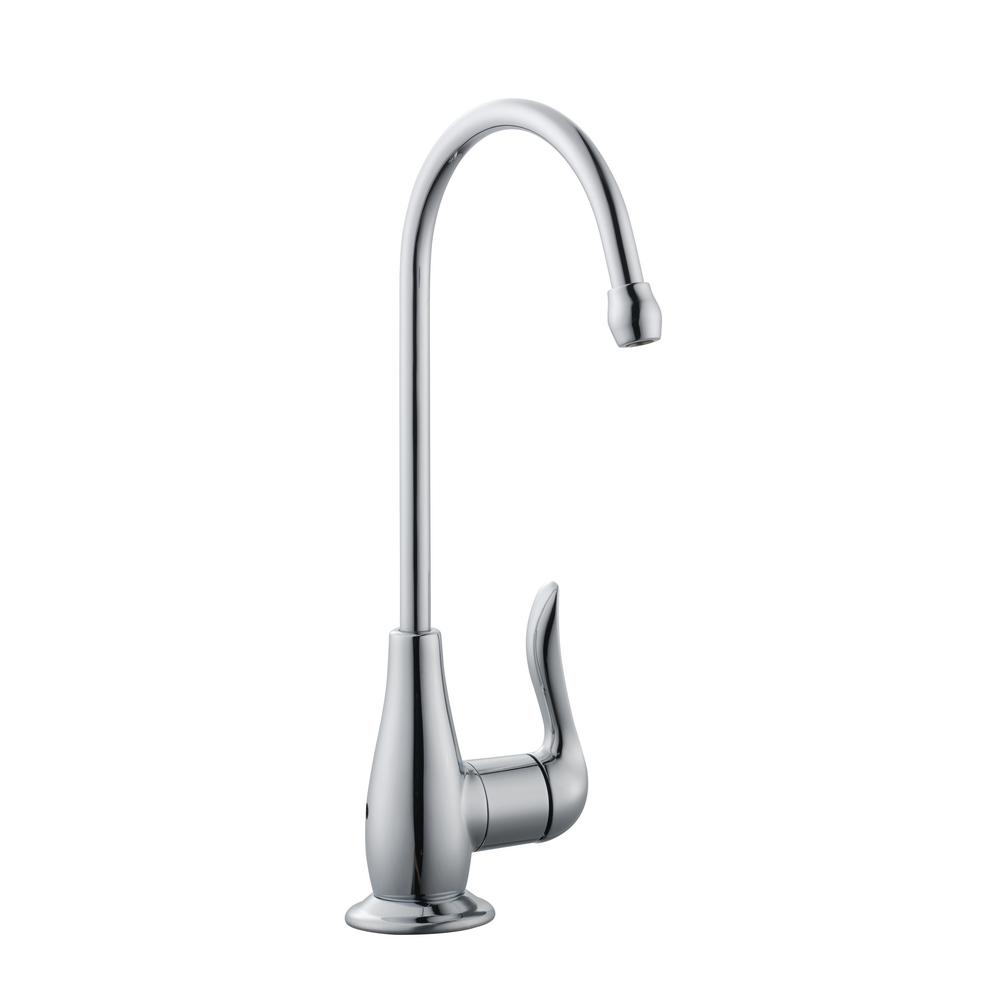 1-Handle Replacement Filtration Faucet in Chrome