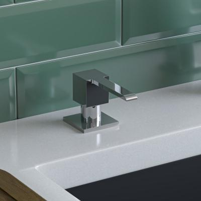 Soap Dispenser in Polished Stainless Steel