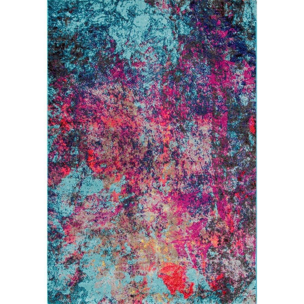 f4854249bc71f9 nuLOOM Reva Abstract Multi 9 ft. x 12 ft. Area Rug-ECCR20A-9012 ...