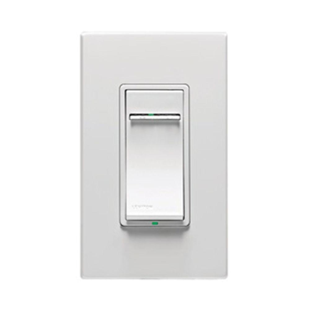 Leviton Vizia RF+ 15 Amp Scene Capable Switch, White/Ivory/Light Almond