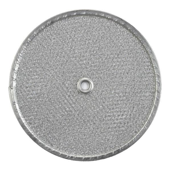 9.5 in. Round Aluminum Replacement Filter for 505/509/509S Exhaust Fans