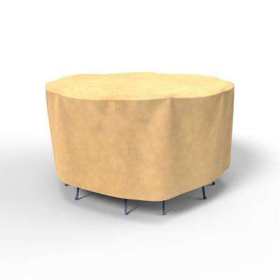 All-Seasons Large Patio Bar Table and Chairs Covers