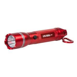 300 Lumen Search Light with Emergency Beacon Flashlight