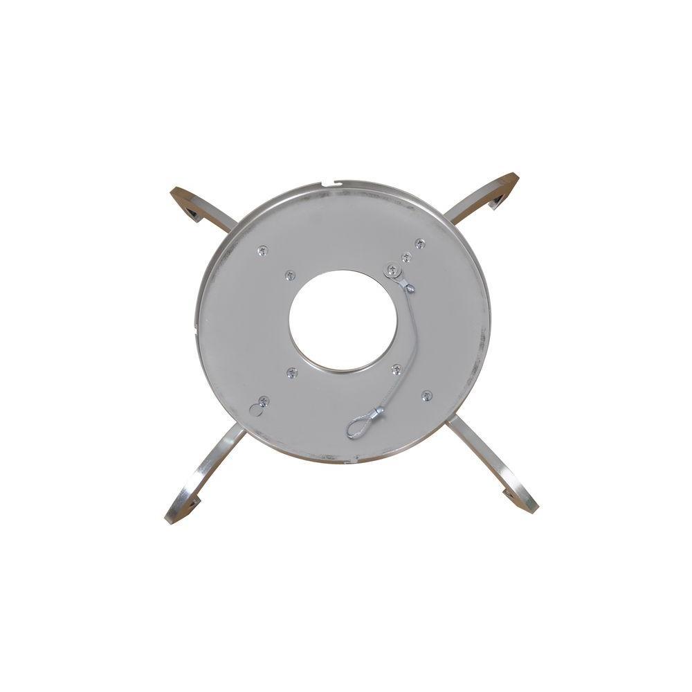 Miramar 60 in. Brushed Nickel Ceiling Fan Replacement Light Adaptor