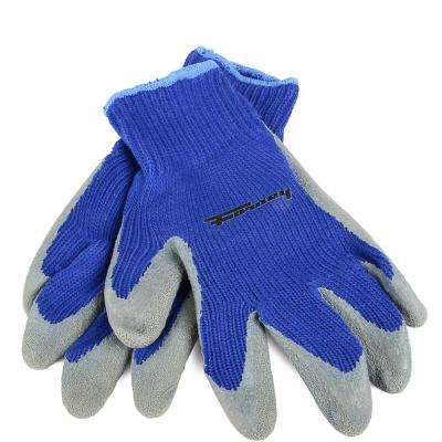 Thermal Latex Coated String Knit Gloves (Men's XL)