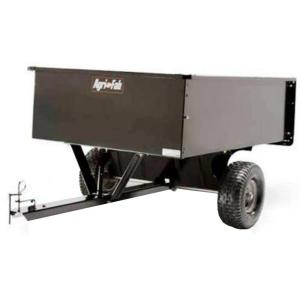 Agri-Fab 13 cu. ft. 1200 lb. Steel Dump Cart by Agri-Fab