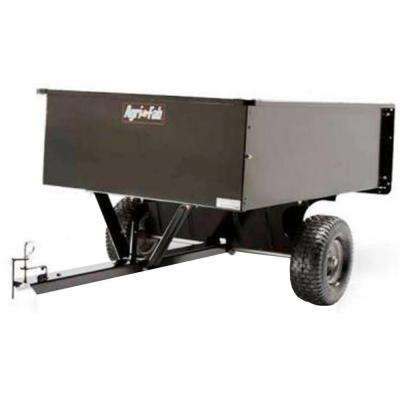 13 cu. ft. 1200 lb. Steel Dump Cart