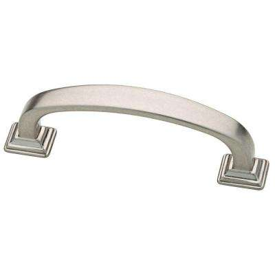3 in. (76mm) Bedford Nickel Ribbon Cabinet Pull