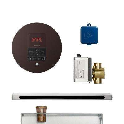Butler Linear Package Round in Oil Rubbed Bronze