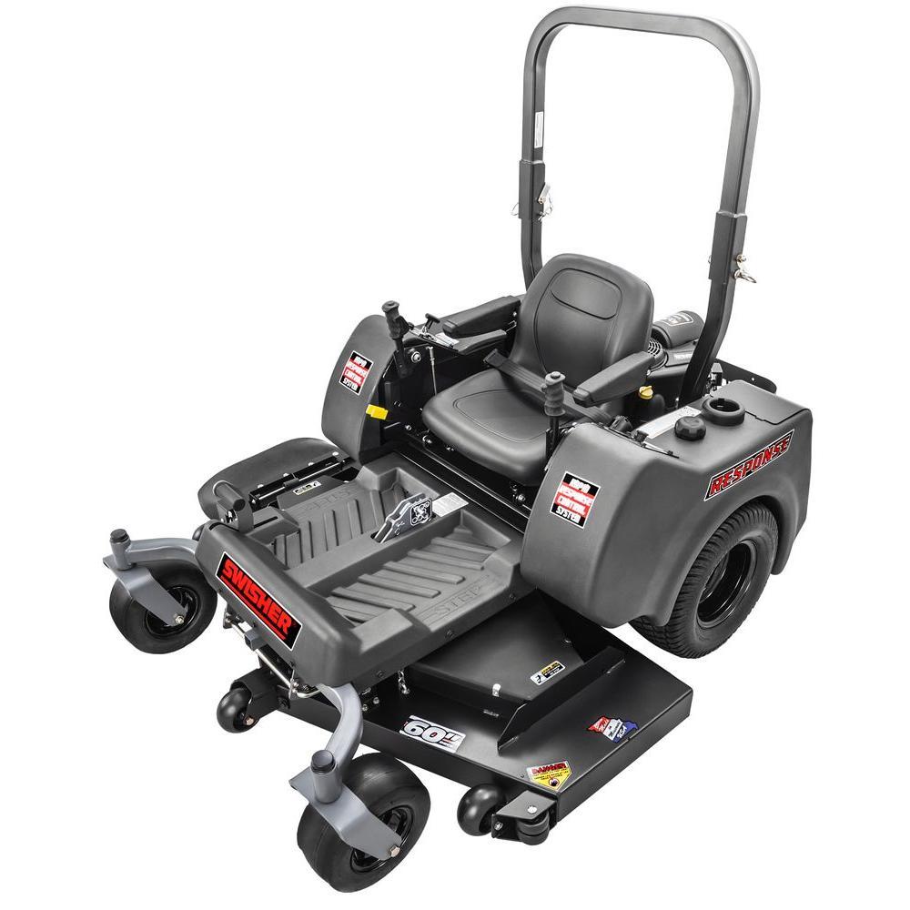 Swisher Response 60 in. 27 HP Briggs & Stratton Zero-Turn Riding Mower