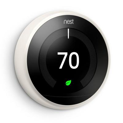 Nest 3rd Generation Programmable Wi-Fi Smart Thermostat